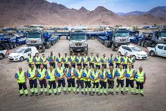 Allison Automatics and IVECO Astra power global energy projects