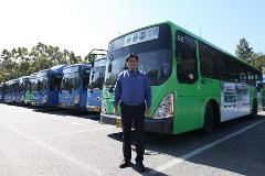 Ajin Traffic Runs More Than 60 City Buses with Allison Automatics