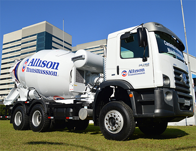 Allison Transmission, almost fifty years of presence in South America