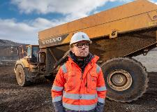 Albert Weil AG construction company boosts productivity using Volvo A60H articulated dump truck with Allison Automatics